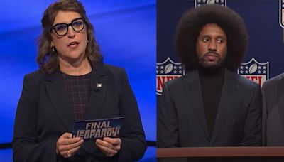 Mayim Bialik Responds to 'SNL' Shading 'Jeopardy!' Over Hosting Scandal