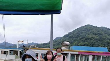 石門水庫滿水位環湖觀光熱 5天遊客近千人次