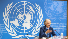 UN: Syria government, opposition to begin drafting charter