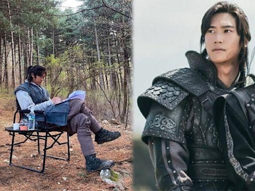 羅仁宇趕拍《月升之江》 一個月暴瘦18磅 | 蘋果日報