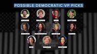 Who will Biden pick for VP?