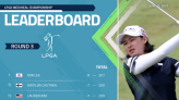 高爾夫》李旻殺傷力穩定輸出 積極搶攻LPGA首冠