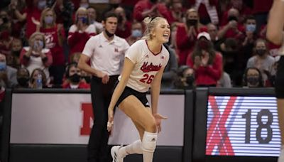 NU Notes: No. 6 Huskers, No. 3 Badgers Tangle Wednesday at Devaney