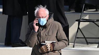 Bernie Sanders Is Very Pleased His Inauguration Memes Are So Popular