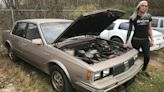Pair plans to restore car and give it to someone in need for Christmas