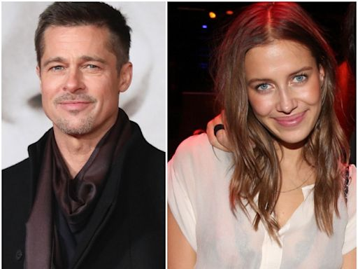 Brad Pitt and Nicole Poturalski Have Reportedly Split
