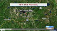 Earthquake Rattles Nevada County