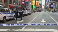 NYC mayoral candidates chime in on Times Square shooting, rising crime