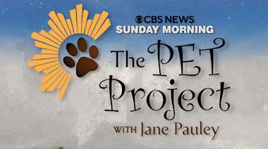"Don't miss the ""CBS Sunday Morning"" primetime special, ""The Pet Project"""