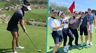 Priyanka Chopra Joins Husband Nick Jonas His Brothers For Golf Outing: 'So Grateful For Everyday'