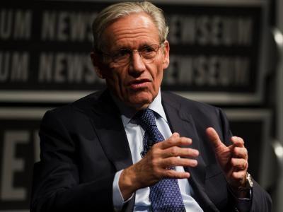 Watergate reporter Bob Woodward writing follow-up to Trump book Fear