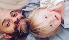 Single Dad Adopts Baby With Down Syndrome After She Was Rejected 20 times   99.9 KGOR