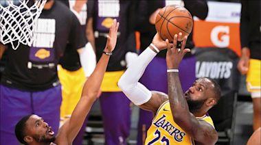NBA年度第一隊 季後賽熱戰少一位