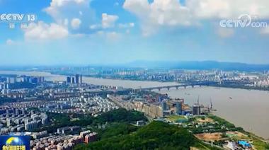 視頻丨水清岸綠 長江沿線展開美麗生態畫卷-中國網生態中國