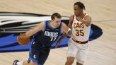 Doncic, Mavs cruise past Cavs 110-90 to stay in 5th in West