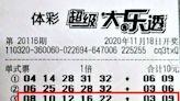 老彩民10元中大樂透665萬 購彩偏愛第3注號碼-票