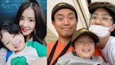 李詩英孖3歲囝囝拍廣告 Gary晒一家三口郊遊照 | 蘋果日報