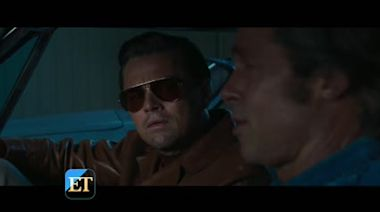 Brad Pitt and Leonardo DiCaprio Talk Incredible 'Ease' of Working Together on 'Once Upon a Time in Hollywood'