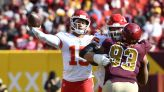 Mahomes's Mom Wants the NFL to Change Its Interception Rules