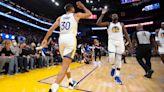 Golden State Warriors starting lineup for 2021-22 NBA season