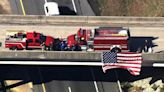 Flags lowered, procession honors fallen Nash County deputy :: WRAL.com