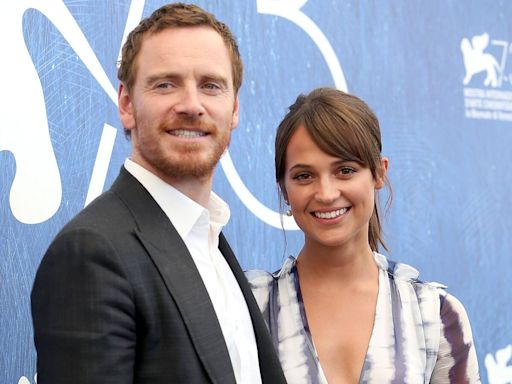 Inside Alicia Vikander and Michael Fassbender's Super-Private Love Story