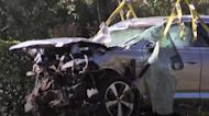 Tiger Woods driving at twice the speed limit before LA crash, investigators say
