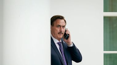 MyPillow CEO Mike Lindell has been permanently barred from Twitter
