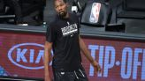 Nets Update Kevin Durant's Injury Status For Sunday's Game