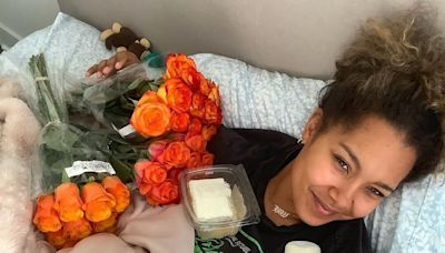 Parker McKenna Posey Reveals She Welcomed First Baby, Daughter Harley: 'My Biggest Blessing'