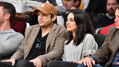 Ashton Kutcher and Mila Kunis Silence Divorce Rumors With a Very Comedic Take