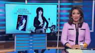 Elvira's Exclusive CBS Interview on her new book 'Yours Cruelly, Elvira: Memoirs of the Mistress of the Dark'