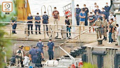 沙洲截大飛 墮海失蹤兩天 80後女督察 英勇殉職