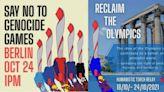 【歐洲之聲】奪回奧運 ——人文火炬接力