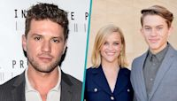 Ryan Phillippe Thinks His & Reese Witherspoon's Son Deacon Looks More Like Her Than Him