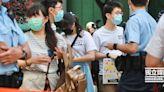 【五一勞動節】職工盟四人街站被警包圍 指涉違「限聚令」 | 獨媒報導 | 香港獨立媒體網