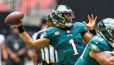 NFL power rankings: Eagles jump into new tier after crushing Falcons