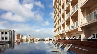 每人1550元再送早餐!爽住澎湖、台北2間飯店 游進最美無邊際泳池
