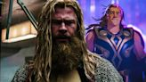 Party Thor Tease's His Love & Thunder Transformation After Endgame