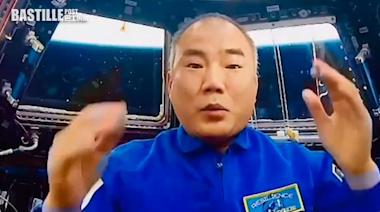 日太空人分享「離地生活」 最重要任務是平安回家 | Plastic
