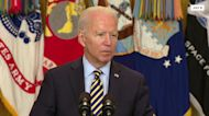 Biden quiet on Afghanistan as Taliban take control of more cities