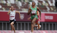 Nigerian sprinter Okagbare suspended after positive for HGH