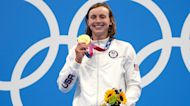 The Rush: Katie Ledecky on making history, mental health, hosting Jeopardy and more