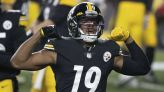 JuJu Smith-Schuster on returning to Steelers: 'I've got to do what's best for me. That's staying home'
