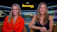 Jennifer Aniston Admits It Hurt To Scream At Reese Witherspoon On 'The Morning Show'