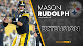 Mason Rudolph is sticking around for another season