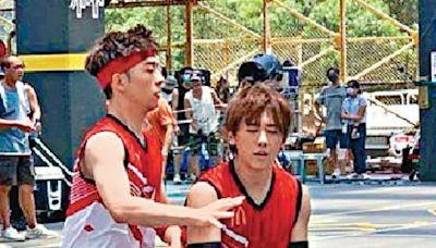 姜濤Ian明年首合作拍劇 《季前賽》爭做「籃神」