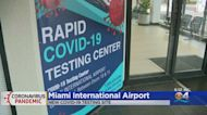 Miami International Airport Now Host To Rapid COVID-19 Test Site