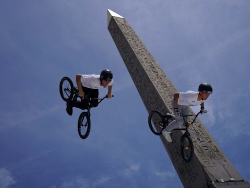 Iconic Place de la Concorde earmarked for Paris Olympics urban sports