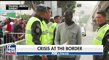 Is Mexico doing more than Congress to help with the crisis at the border?